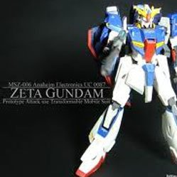 Zeta Gundam – Animation Voiceover