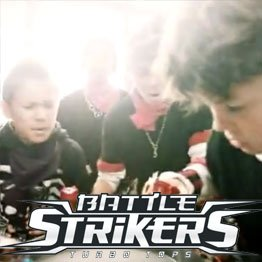 High Energy Voice – Battle Strikers
