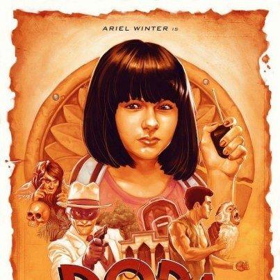 Dora the Explorer Trailer Voiceover