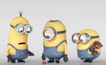 Mega Bloks Minions TV Commercial
